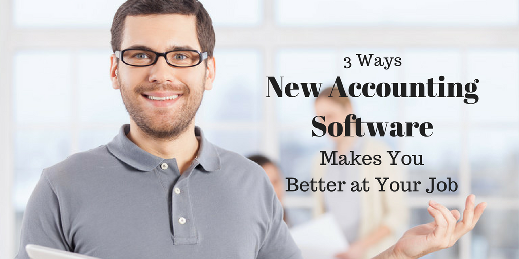 If you're not management, you may not care about the benefits of cloud accounting software — but did you know it can make your job easier?