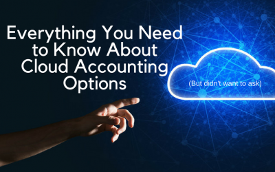 Everything You Need to Know About Cloud Accounting Options
