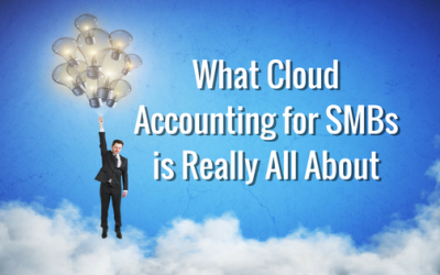 What Cloud Accounting for SMBs is Really All About